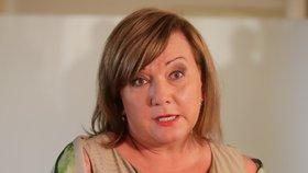 Vicepremiérka a ministryně financí Alena Schillerová (za ANO) hledala s vicepremiérem a ministrem vnitra Janem Hamáčkem cestu, jak zrušit superhrubou mzdu (18. 8. 2020)