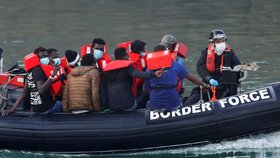 Evropa se dál potýká s přílivem migrantů (ilustrační foto).