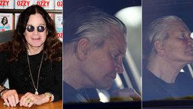 Ozzy Osbourne k nepoznání! Kam dal Princ temnoty černé lokny?