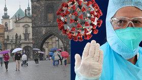 Praha pro Belgii spadá do červené zóny, turisté budou muset do karantény