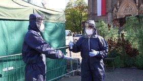 Testování na koronavirus v ČR