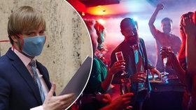 Vojtěch chce od pátku regulovat počet návštěvníků v klubech