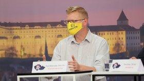 Debata Blesku o školství: Pavel Bělobrádek (KDU-ČSL) (17. 9. 2020)