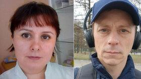Nový partner zdravotní sestry znásilnil a zabil dvě její dcery.