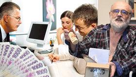 Husákovy děti míří pomalu do důchodu. V práci by rádi zůstali, zaměstnavatelé je ale podceňují (ilustrační foto.)