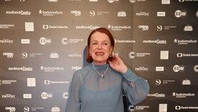 Předpremiéra filmu KAREL na Febiofest přilákala řadu vzácných hostů: Iva Janžurová