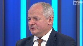 Epidemiolog Roman Prymula v Partii na FTV Prima (20.9.2020)