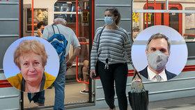 Bezpečnostní rada hlavního města se sejde. Přibydou v Praze nová opatření proti koronaviru?