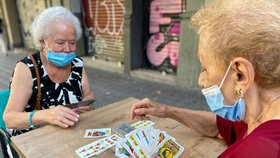 Koronavirus ve Španělsku (20. 9. 2020)