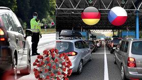 Německo zařadí Česko mezi rizikové oblasti, přes hranice pouze s negativním testem.
