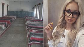 Ve vězení je nebezpečno: Propustí pašeračku Terezu už po víkendu?