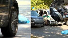 Luxusní vůz zabil na přechodu dívku (†18): Patří prý známé finalistce miss Daniele!