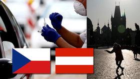 Rakousko přidá Prahu mezi rizikové oblasti, turisti budou muset předložit negativní test