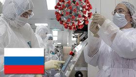 Rusko dá svůj lék proti koronaviru 17 zemím včetně Slovenska
