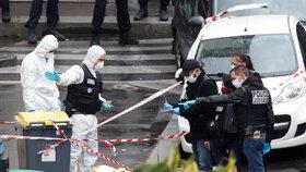 Vyšetřování útoku v Paříži