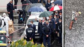 Páteční útok mohl souviset s karikaturami Mohameda časopisu Charlie Hebdo.