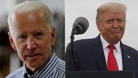 Biden přirovnal Trumpa ke Goebbelsovi. Opakuje lži, dokud se nestanou pravdou, řekl.