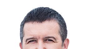 Krajské volby 2020: Předseda ČSSD, vicepremiér a ministr vnitra Jan Hamáček