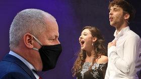 Muzikálová divadla kritizují opatření: Vláda říkala, že se divadel nedotknou.