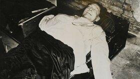 Hermann Göring (†53) spáchal sebevraždu ve své cele.