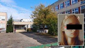Dnes budou ve škole jatka: Napsala na internet dívka (17) a pobodala spolužáky