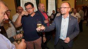 Hejtman Martin Netolický (ČSSD) pokračuje v čele PArdubického kraje