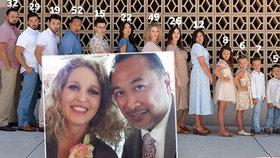 Manželé Pam (49) a Garry (52) Willisovi adoptovali sedm dětí, které přišly o rodiče při havárii. Sami přitom měli už 5 dospělých dětí.