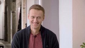 Lídr ruské opozice Alexej Navalnyj se po otravě novičokem zotavuje v Německu (7. 10. 2020).