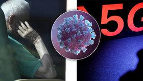 Obchodníci se strachem využívají 2. vlnu pandemie (ilustrační foto)