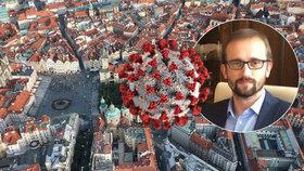 Kvůli koronaviru omezí Praha rozpočet. Hlavní město hledá úspory v běžných výdajích.