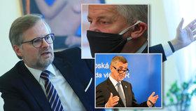 Fiala vyzval veřejnost k respektování vládních opatření