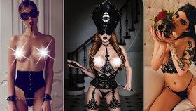 Nejelitnější erotický klub světa nezastaví ani pandemie koronaviru: Na Halloween chystá výstřední večírek!