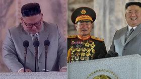 Co na Kima prozradila jeho srdceryvná omluva? Podle expertů je vyděšený. Bojí se, že ho lidé svrhnou.