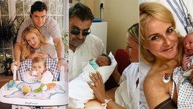 Velké srovnání porodů Venduly Pizingerové (48): Holka a dva kluci, ale jedna věc stejná!