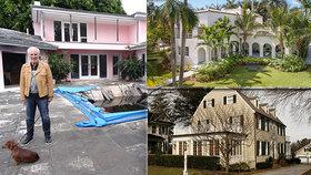 Došlo zde k tragédiím nebo tu bydleli zločinci: Tyto domy se i tak prodaly za šílené částky