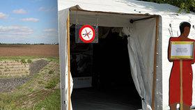 Vláda rozhodla o výstavbě polní nemocnice v pražských Letňanech.