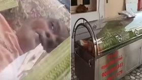 Uvězněn ve skleněné rakvi: Muže (74) uložili do mrazicího boxu, po 24 hodinách zjistili, že ještě žije!