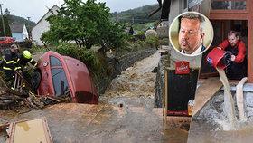 Richard Brabec (ANO) varuje před pokračováním drastických výkyvů počasí.