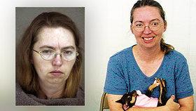 Sedm týdnů života: Bude popravena první vězenkyně za 70 let, uškrtila těhotnou a vyřízla jí dítě z těla.