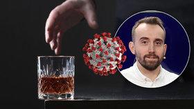 Během pandemie začali lidé více pít, říká adiktolog Ondřej Sklenář