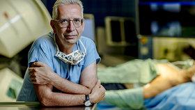 Prof. MUDr. Petr Neužil, kardiolog