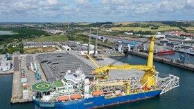 Stavba plynovodu Nord Stream 2 vadí Polsku i USA.