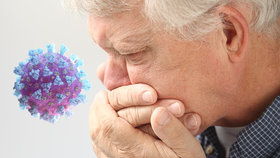 Onemocnění covid-19 může vyvolat pachové halucinace (ilustrační foto).