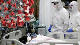 Nemocnice budou hlásit nové pacienty s koronavirem již do hodiny