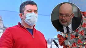 Vicepremiér Jan Hamáček (ČSSD) měl pozitivní test na koronavirus. Po setkání s nakaženým ministrem zemědělství Miroslavem Tomanem (ČSSD).