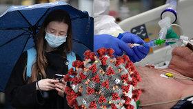 Česká republika se v počtu obětí koronaviru vyšplhala na druhé místo