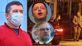 Vláda i opozice po fotkách Blesku žádá hlavu ministra zdravotnictví Romana Prymuly (za ANO).