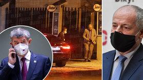 Premiér Andrej Babiš (ANO) a exministr zdravotnictví Roman Prymula (za ANO) opět spojili síly. Prymula dělá Babišovi poradce