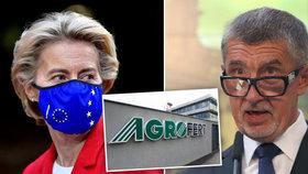 Podle Evropské komise má Babiš přímý i nepřímý vliv na svěřenecké fondy, Česko by mohlo přijít o unijní dotace