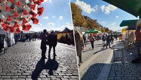 V Praze přibylo dalších 1 493 obyvatel, kteří se nakazili koronavirem. (ilustrační foto)